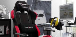 DX Racer 1 Test und Erfahrungsbericht