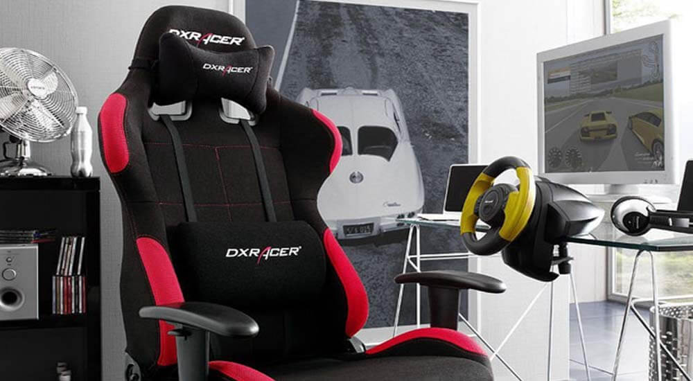 DX Racer 1 Gaming Stuhl Test Der Beste Gaming Stuhl