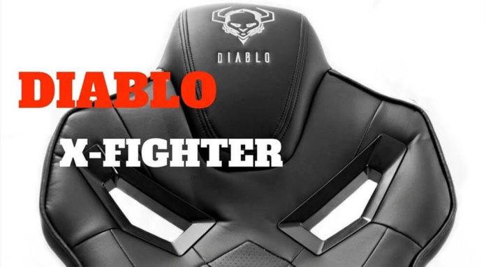 Diablo X-Fighter Test und Erfahrungsbericht