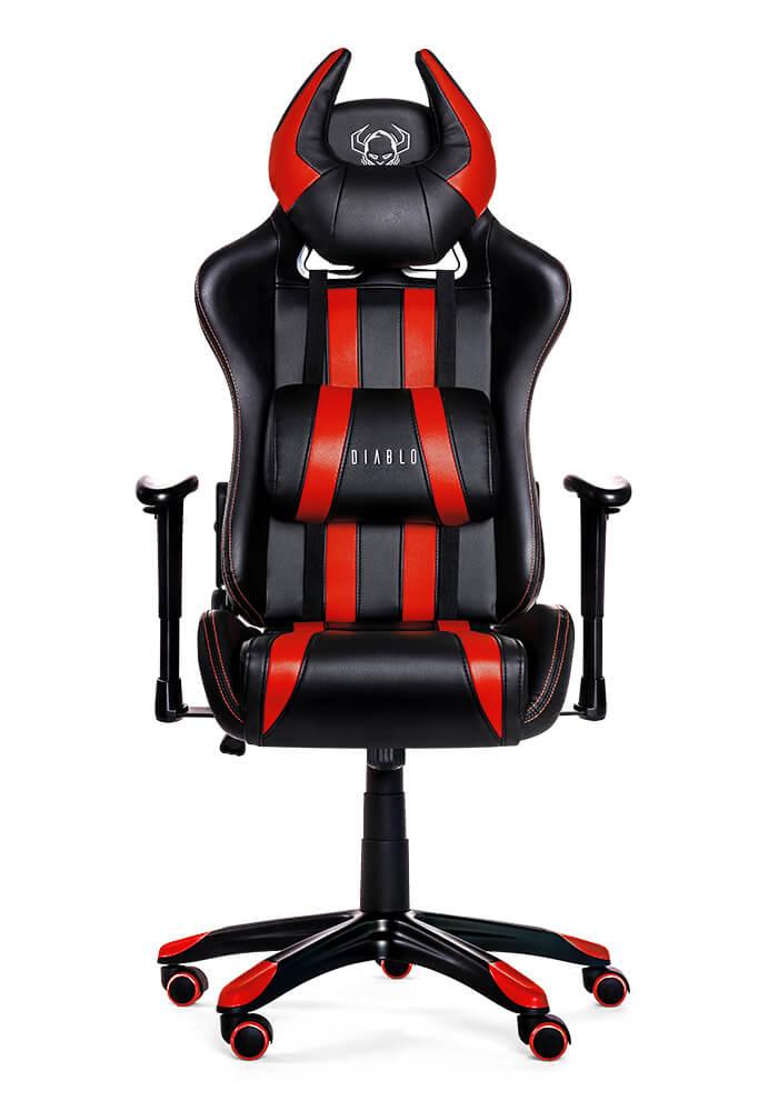 Diablo X-One HORN schwarz rot