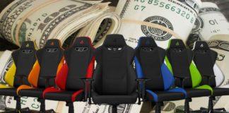Wo Gamer Stuhl günstig kaufen?