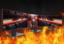 Der große Gaming Monitor Test
