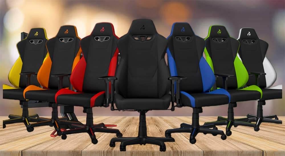 gaming stuhl vergleich ratgeber die besten auf einen blick. Black Bedroom Furniture Sets. Home Design Ideas