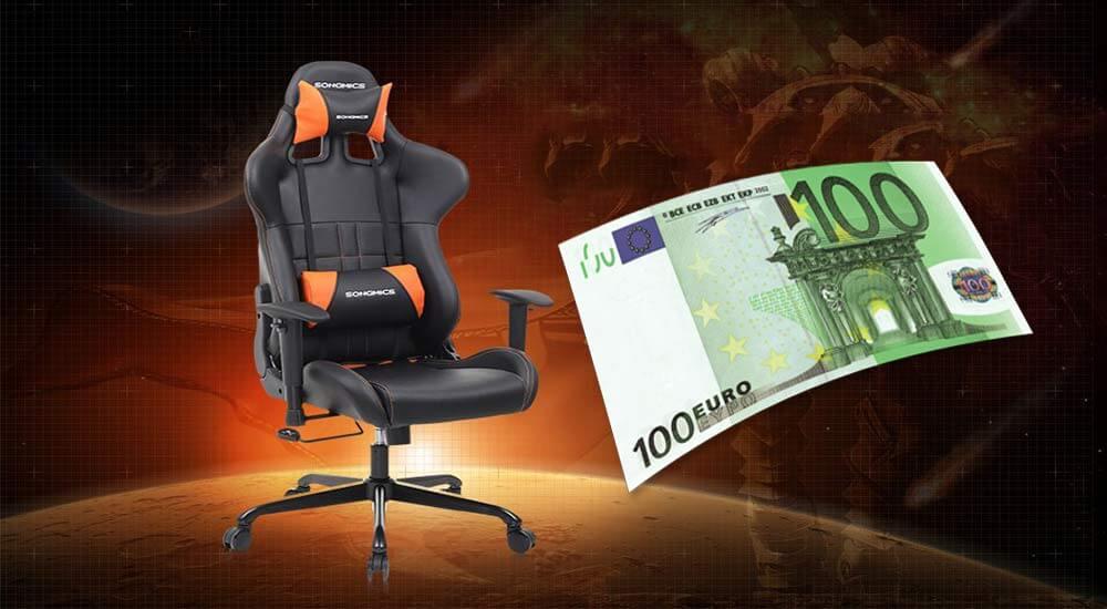 Gaming Stuhl Bis 100 Die Besten Auf Einen Blick