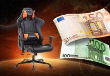 Gaming Stuhl bis 150 Euro kaufen