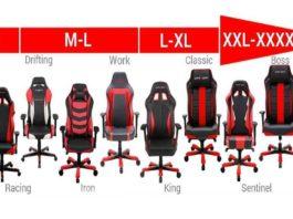 Unsere Gaming Stuhl für große Menschen Empfehlungen