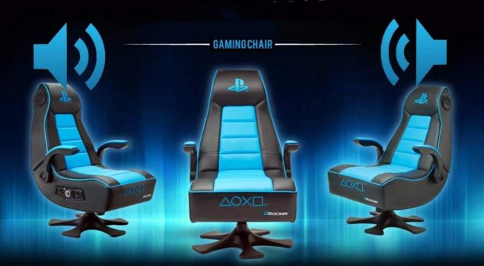 Der große Gaming Stuhl mit Lautsprecher Test