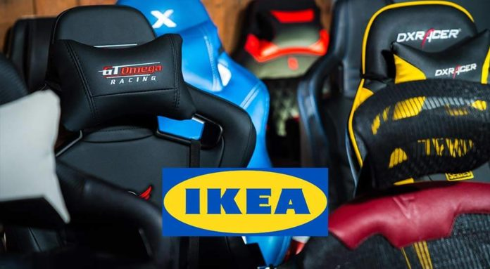 Gaming Stuhl Ikea