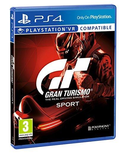 Gran Turismo Sport für Playstation 4