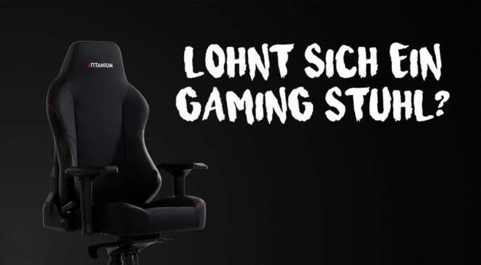 Lohnt sich ein Gaming Stuhl? Alle Vor- und Nachteile
