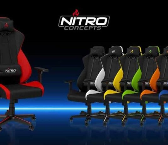 Der große Nitro Concepts S300 Test