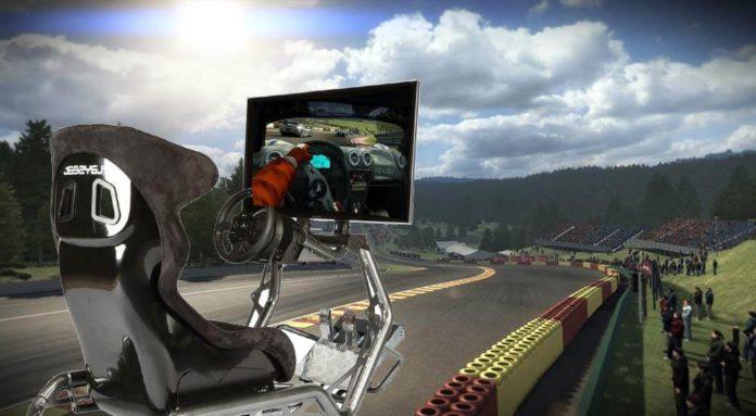 Der große Racer Stuhl Test