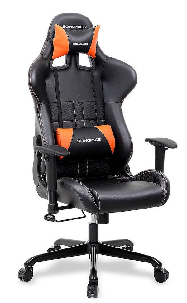 gaming stuhl bis 150 die besten auf einen blick. Black Bedroom Furniture Sets. Home Design Ideas