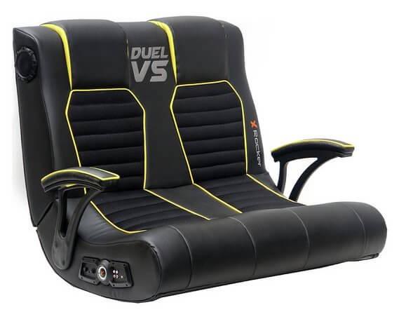 X-Rocker Duel Gaming Sessel Erfahrung