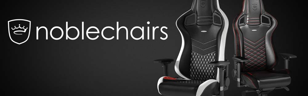 noblechairs Angebote Banner