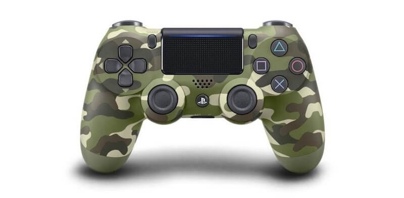 Camouflage PS4 Controller kaufen