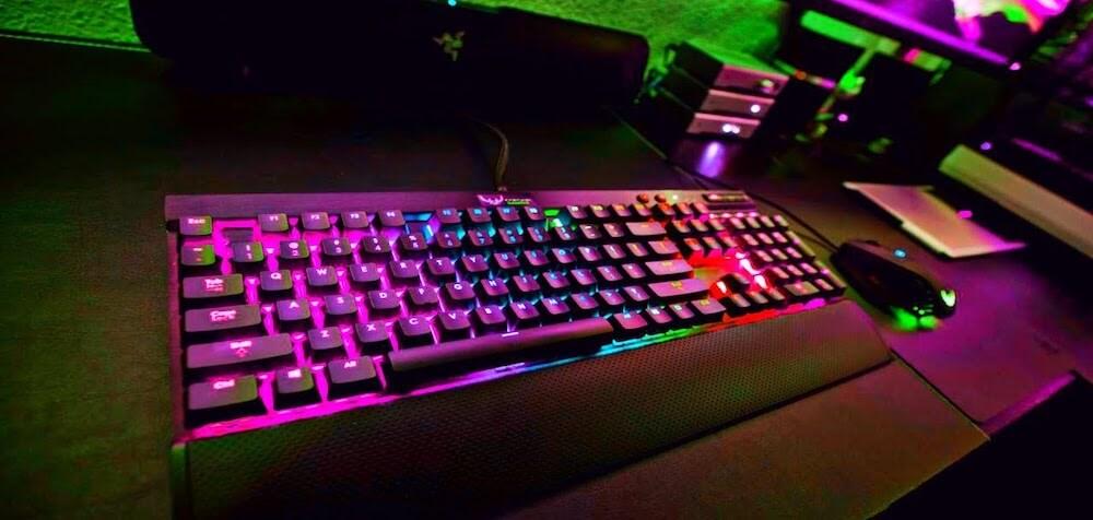 Die besten beleuchteten Gamer Tastatur