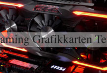 Gaming Grafikkarte Test