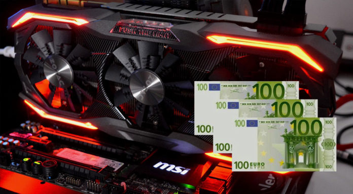 Gaming Grafikkarten bis 300 Euro Test