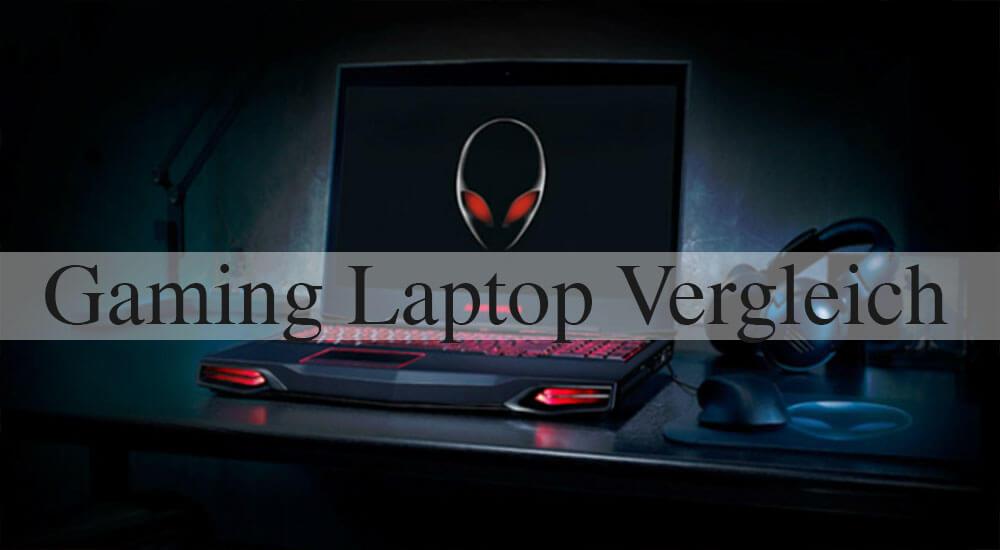 Gaming Laptop Vergleich und Test