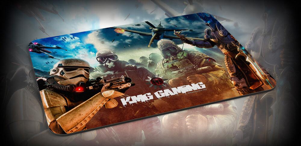 Gaming Mauspad bedruckt kaufen