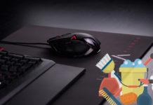 Gaming Mousepad reinigen Tipps und Anleitung