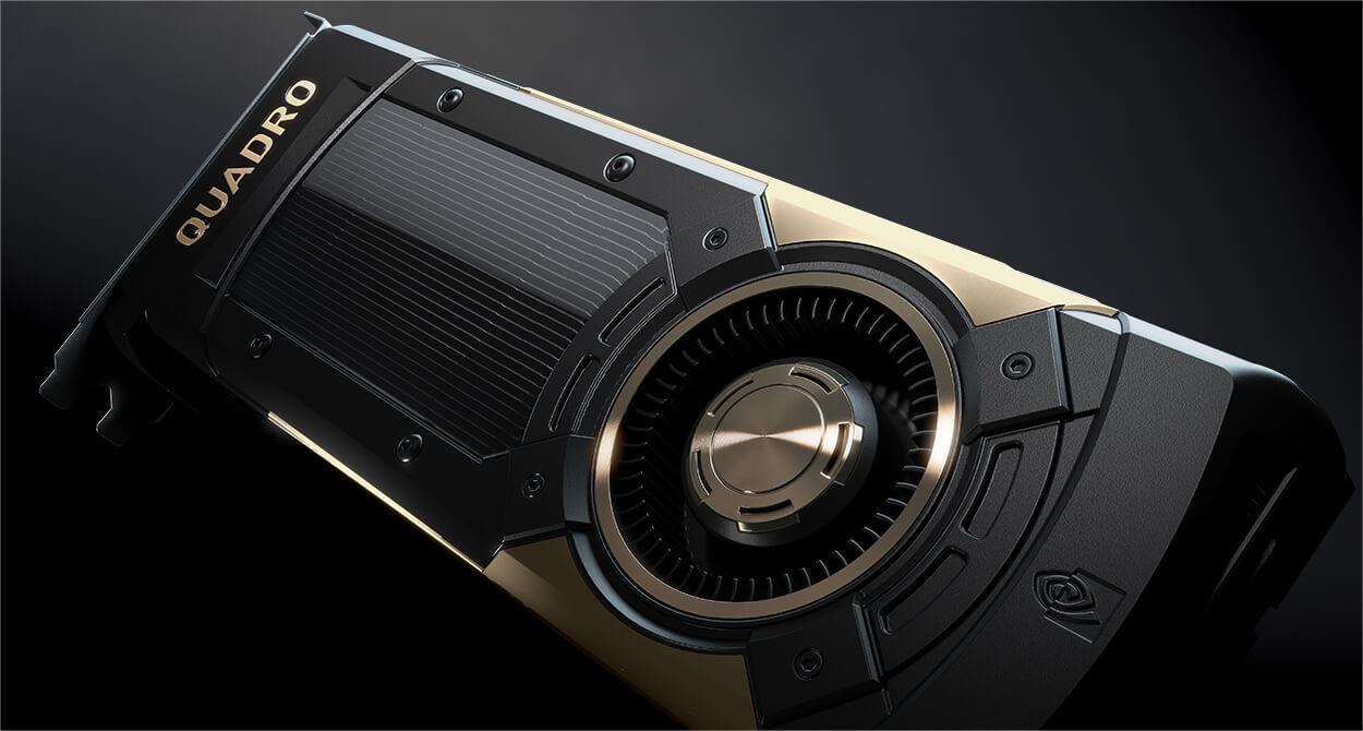 NVIDIA Quadro® GV100 Grafikkarte kaufen