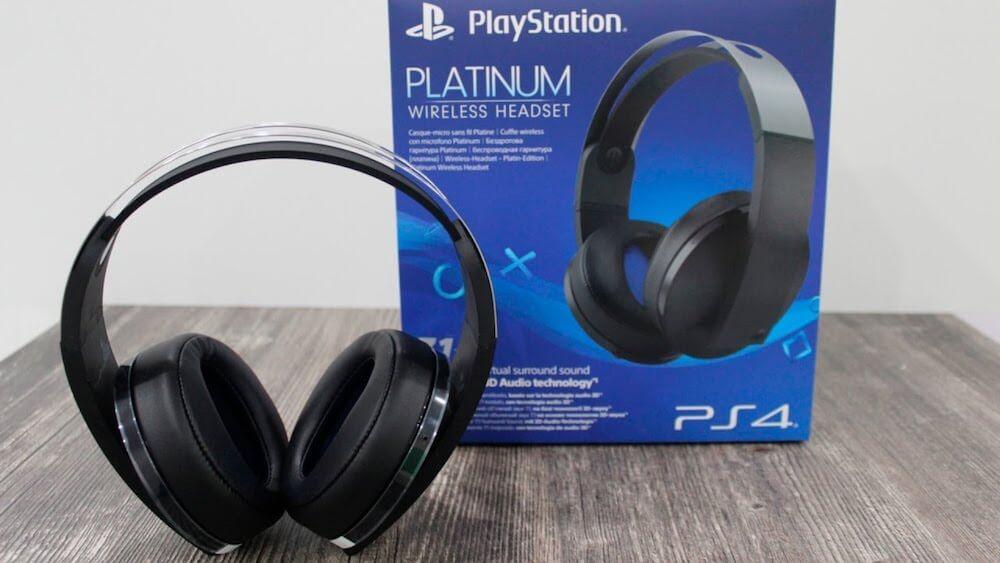 PlayStation 4 Platinum Headset kaufen