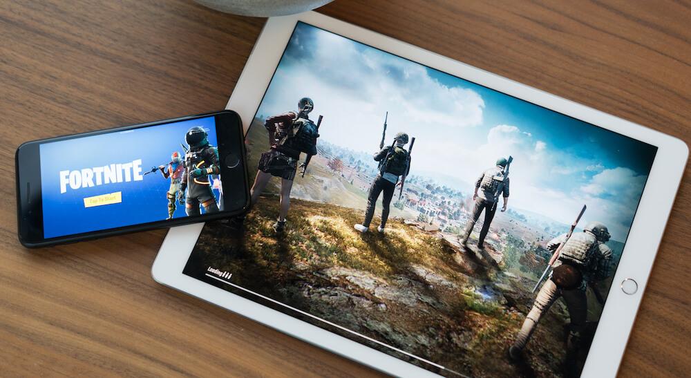 Fortnite auf iPad