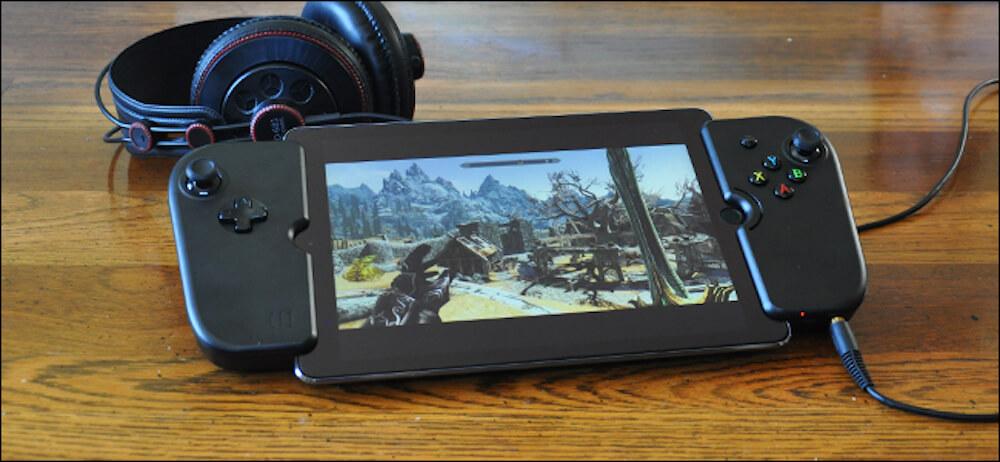 Gamecontroller für iPad Mini