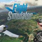 Joysticks für Microsoft Flight Simulator Test