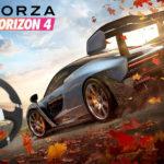 Lenkräder für Forza Horizon Test