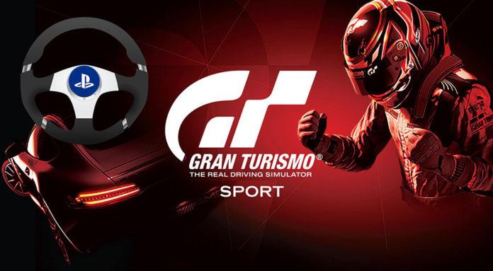 Lenkräder für Gran Turismo Test