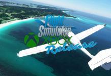 Microsoft Flight Simulator 2020 Xbox Release Datum - Veroeffentlichung