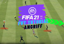 Fifa 21 Tutorial - Angriff