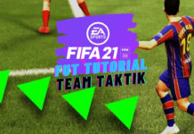 Fifa 21 Tutorial - Team Taktik