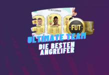 Fifa 21 Ultimate Team - Die schnellsten Angreifer