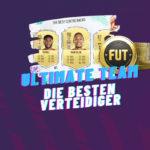 Fifa 21 Ultimate Team - Die schnellsten Verteidiger