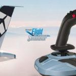 Flight Simulator 2020 Profi Sidesticks Thrustmaster TCA Airbus Edition