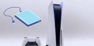 Playstation 5 Speichererweiterung und Festplatten